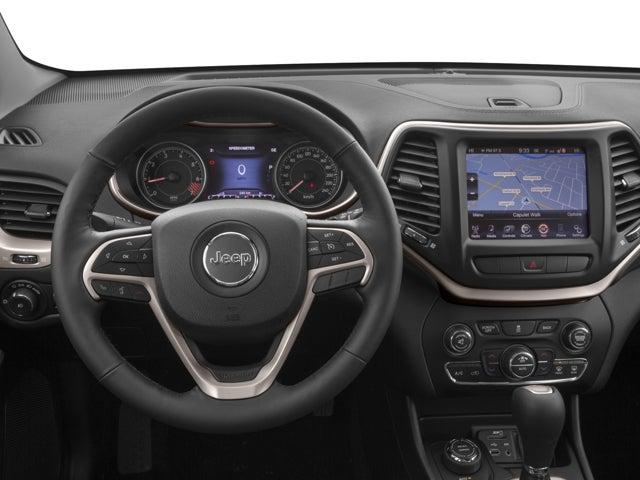 2016 Jeep Cherokee Limited 4wd In Wilmington Nc Matthews Motors